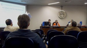 APEAM apresenta habilidades e competências do engenheiro ambiental para Câmara Especializada de Engenharia Civil_07-06-2011
