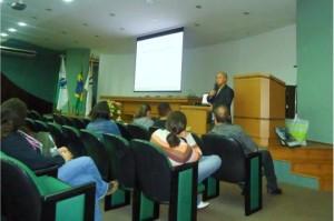 Presidente da APEAM participa do III Simpósio Ambiental da UTFPR de Campo Mourão