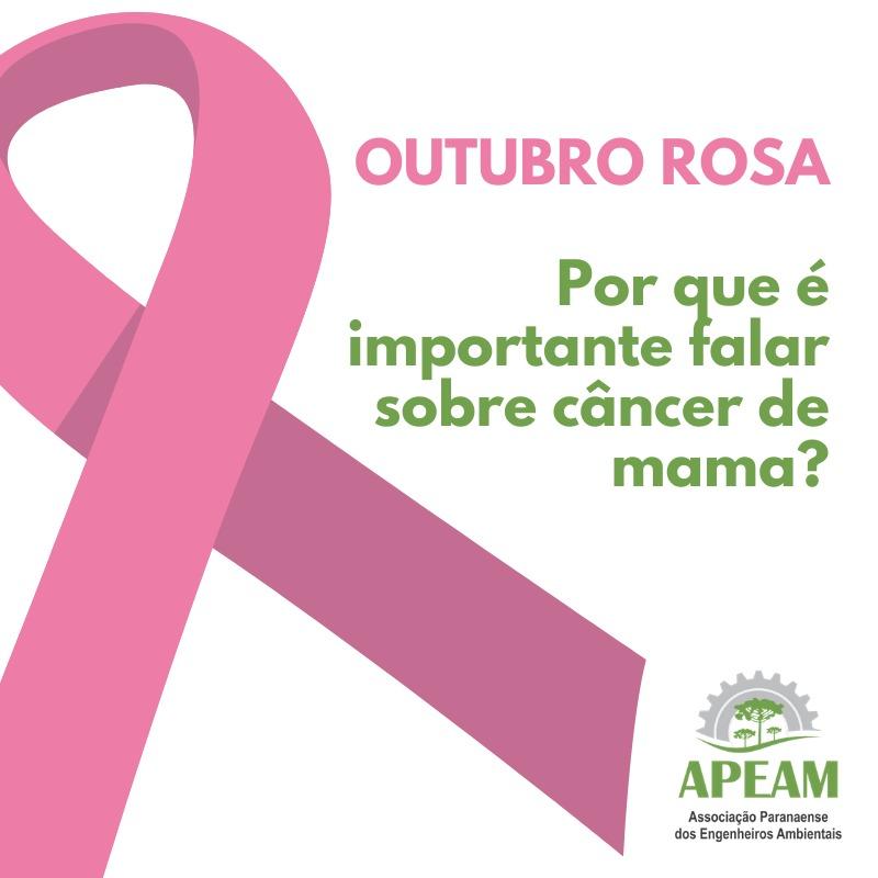 Campanha APEAM Outubro Rosa